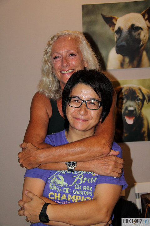 Hong Kong Dog Rescue Ap Lei Chau Homing Centre